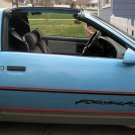 Pontiac Firebird Formula 350 restoration decals decal LS1 LT1