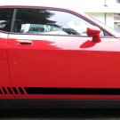 08 09 10 Dodge Challenger rocker strobe decal decals