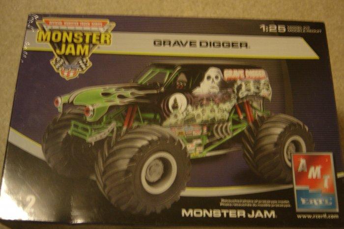AMT Grave Digger Monster Jam