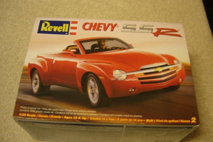 Revell Chevy SSR