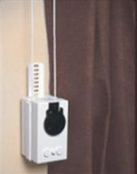Control your Drapes with a Drapery Control Motor
