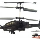 3ch Syma S012 Mini Apache RC Helicopter *NEW DESIGN*