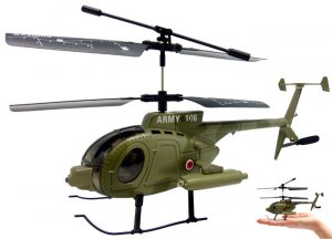 Syma S106 Mini AH-6J RC Helicopter