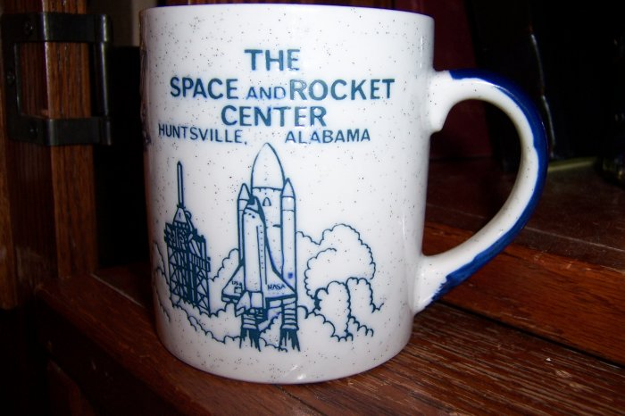 Huntsville Space and Rocket Center Souvenirs Collectible Coffee Mug