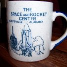 Huntsville Space and Rocket Center Souvenirs Collectible Coffee Mug
