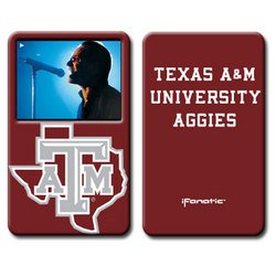 NCAA Video 5G Gamefacez - 60/80GB - Texas A&M