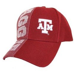 Trace Cap - Maroon/White - Texas A&M