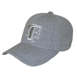 Gray Scale Cap - Gray - Texas A&M