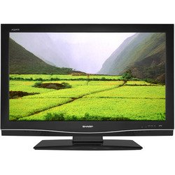 "37"" Widescreen 1080p LCD TV With Vyper Drive - Sharp Aquos"