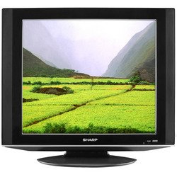 "20"" Flat Panel LCD TV - Sharp"