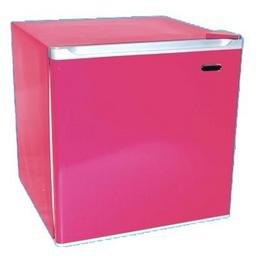 1.7cf Refrigerator- Pink - Haier America Trading