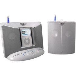Digital Wireless Speaker System For iPod® - White - Eos Wireless
