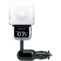 TuneBase II FM Transmitter With ClearScanTM For iPod® - Belkin