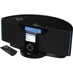 Home Audio System With iPod® Dock - Emerson