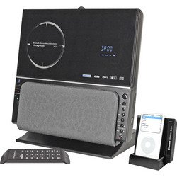 Bluetooth® Stereo System With Wireless iPod® Dock - iSymphony