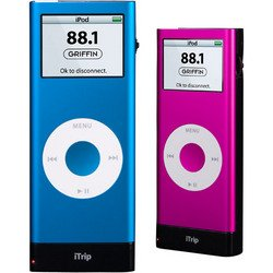 iTrip® FM Transmitter For iPod® nano 2G - Griffin Technology