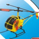 14 Inches Dragonfly Helicopter - Microgear