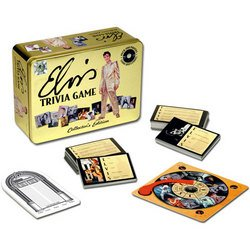 Elvis Trivia Game - USAopoly