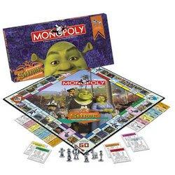 Shrek Monopoly - USAopoly