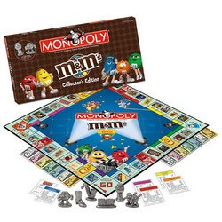 M&M's Monopoly Collector's Edition - USAopoly