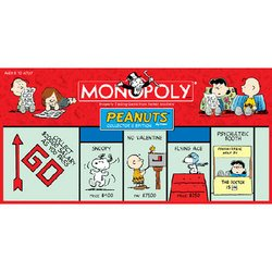 Peanuts Monopoly - USAopoly