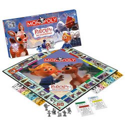 Rudolph Monopoly - USAopoly