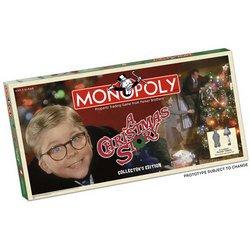 A Christmas Story Monopoly Game - USAopoly