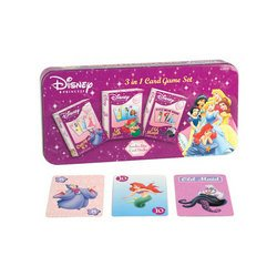 Princess 3 in 1 Games - USAopoly
