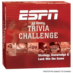 ESPN All Sports Trivia Challenge - USAopoly