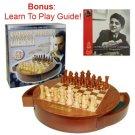 Kasparov Tabletop Chess Set