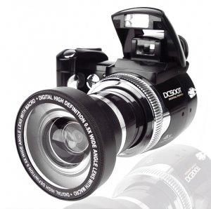Wide-Angle,Multifunction 5MP Digital Camera