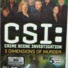 CSI: Crime Scene Investigation: 3 Dimensions of Murder