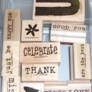 Stampin Up All About U