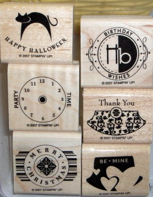 Stampin Up Party Punch
