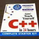 Sams Teach Yourselft C++ with CD