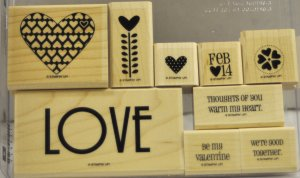 Stampin Up Filled with Love