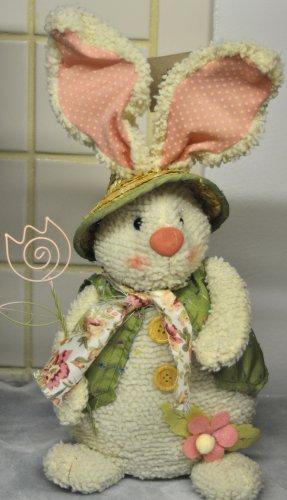 Stuffed Bunny-choose boy or girl
