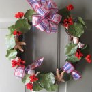 Crabby Dreams Wreath