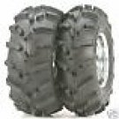 "ITP 589 MS 25"" TIRE SET FRONT & REAR"
