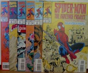 Spider-Man Arachnis Project 1-6