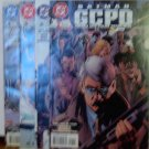 Batman GCPD Gotham City Police Dept