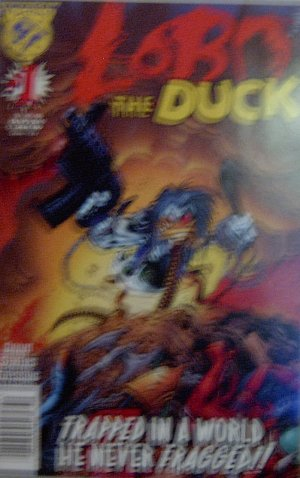 Amalgam Lobo the Duck #1