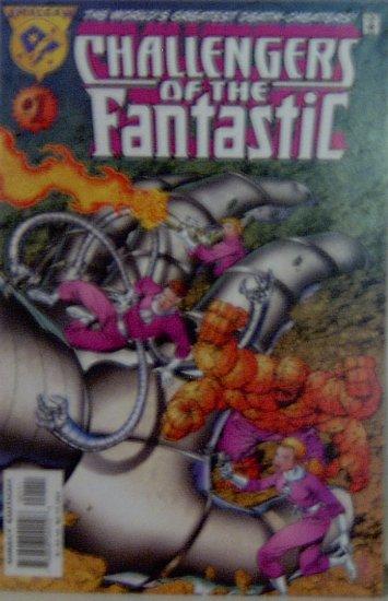 Amalgam: Challengers of the Fantastic #1