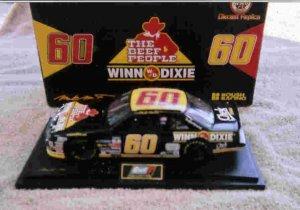 Winn Dixie #60 Race Car diecast replica