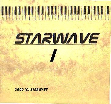 STARWAVE I -zipped mp3 CD by Starwave band