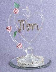 "Hanging ""Mom"" Heart"
