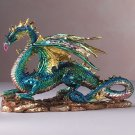 Dragon on Rock