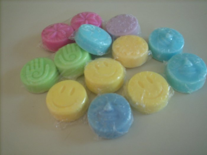 Mini Soaps