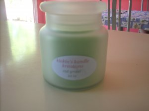 Soy Candle Cut Grass