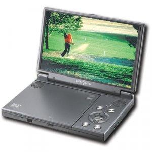 "Insignia 10.2"" Portable DVD Player (NS-10PDVDD)"